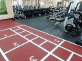 Podlahy do fitness center