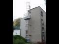 Stavební výtahy výsuvné, sloupové - půjčovna | Hradec Králové