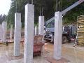 Železobetonové a betonové konstrukce - rodinné domy a průmyslové stavby