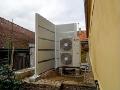 Protihlukové systémy, protihlukové stěny a fasádní obklady - montáž