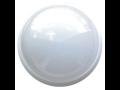 LED SMD svítidlo s mikrovlnným senzorem, designové - vhodné do interieru i exterieru