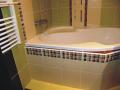 Přestavba bytových jader a rekonstrukce koupelen i bytů