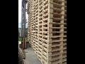Výroba dřevěných palet, europalet, dřevěné obaly, výroba nábytku z palet