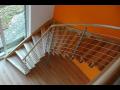 Dřevěné schody, schodiště, zábradlí, výroba Dačice