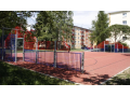 Víceúčelová a dětská hřiště od firmy Nosta