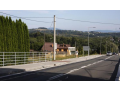 Výstavba komunikací od firmy Nosta - realizace chodníků