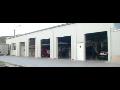 Autolakovna vybavena strojem TERMOMECCANICA GL