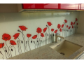 Obkladové sklo do kuchyně