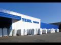 Polyesterová vlákna TESIL pro výrobu netkaných textilií, Planá nad ...