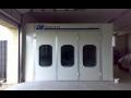 Lakovací kabina Praha
