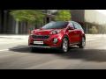 Zcela nová Kia Sportage - oblíbené SUV