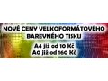 Kvalitní barevný tisk v MP Copier, Praha - Dejvice