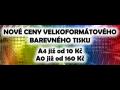Kvalitní barevný tisk v MP Copier, Praha - Holešovice