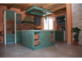 Kuchyn� na m�ru M�ln�k v�. 3D grafick�ho n�vrhu - kuchy� podle Va�ich p�edstav