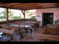 Ubytov�n�, restaurace, letn� terasa Vyso�ina