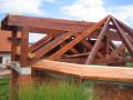 Drobn� d�ev�n� stavby-zahradn� domky, alt�ny ze d�eva
