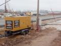 Elektrocentrály a náhradní zdroje pro stavby a stavební prostory - pronájem, dodávka
