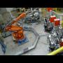 Robotizovan� pracovi�t� pro manipulaci