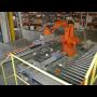 Robotizovan� pracovi�t� pro paletizaci