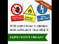 Bezpe�nostn� zna�ky a tabulky - eshop s v�robky pro bezpe�nost