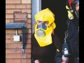 Vybavení pro hasiče - dýchací přístroje, masky, ochranné obleky, prodej, eshop