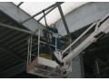 Efektivní průmyslové čištění hal, strojů a opláštění budov
