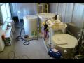 Průmyslové čištění strojů a linek