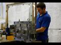 Nástrojárna na výrobu forem pro vstřikování plastů