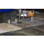 Řezání vodním paprskem - zpracování oceli, kamene, skla i plastu