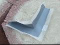 Hydroizolační páska vnitřních rohů