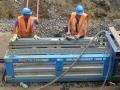 Pipeline reconstructions by trenchless technologies, pipe jacking, the Czech Republic
