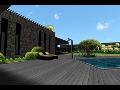 �dr�ba zelen�, realizace, 3D n�vrhy zahrad T�eb��