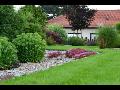 Realizace, 3D návrhy zahrad Třebíč, Vysočina