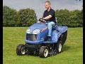 Traktorové sekačky Iseki, pro letní i zimní použití