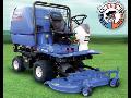 Profesionální traktorové sekačky Iseki