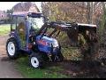 Traktorov� seka�ky Iseki