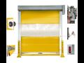 V�roba rychlob�n�ch rolovac�ch pr�myslov�ch vrat Kr�l�v Dv�r -  40 tis�c vyroben�ch vrat na 4 kontinentech