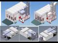 Lakovací a sušící kabiny - boxy