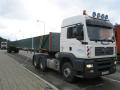 Stěhování a přeprava strojů, strojních zařízení a technologických celků