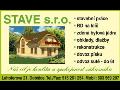 Stavby na klíč , rekonstrukce domů Znojmo , Třebíč