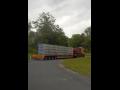 Oversized cargoes, oversized transportation including escort vehicle, the Czech Republic
