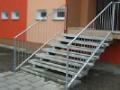 Revitalizace panelových domů, sanace balkonů Šternberk