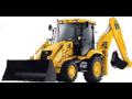 Zemn� pr�ce, traktor bagr JCB-3CX Olomouc
