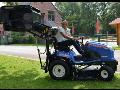 Profesionální stroje ISEKI - traktorové sekačky, kompaktní malotraktory
