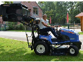 Profesion�ln� stroje ISEKI - traktorov� seka�ky, kompaktn� malotraktory