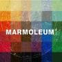 Podlahy Marmorette-nejprod�van�j��, st�lobarevn� p��rodn� linoleum, marmoleum