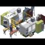 Robotizované soustružnické pracoviště s horizontálními nebo vertikálními soustruhy