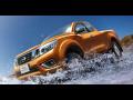Silný a stylový pick-up Nissan Navara s nejmodernější technologií