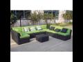 Zahradní nábytek, lehátka, židle, stoly z ratanu i dřeva - prodej, eshop