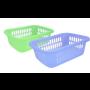 Plastové potřeby do koupelny - háčky s přísavkou